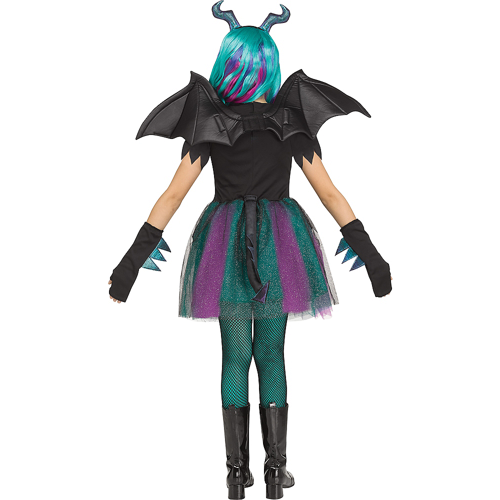 Child Dark Dragon Costume Image #2
