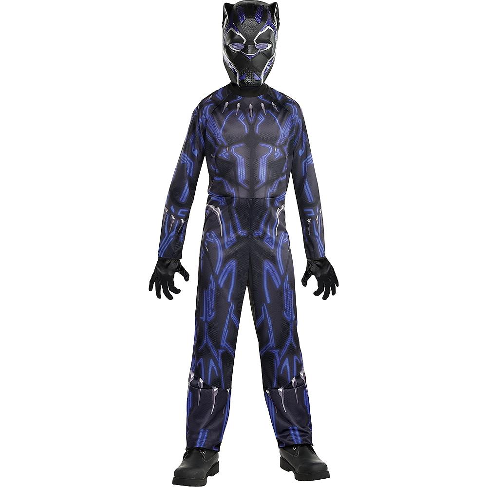Child Black Panther Costume - Avengers Endgame Image #1