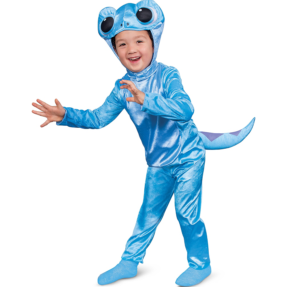 Child Bruni Salamander Costume - Frozen 2 Image #1