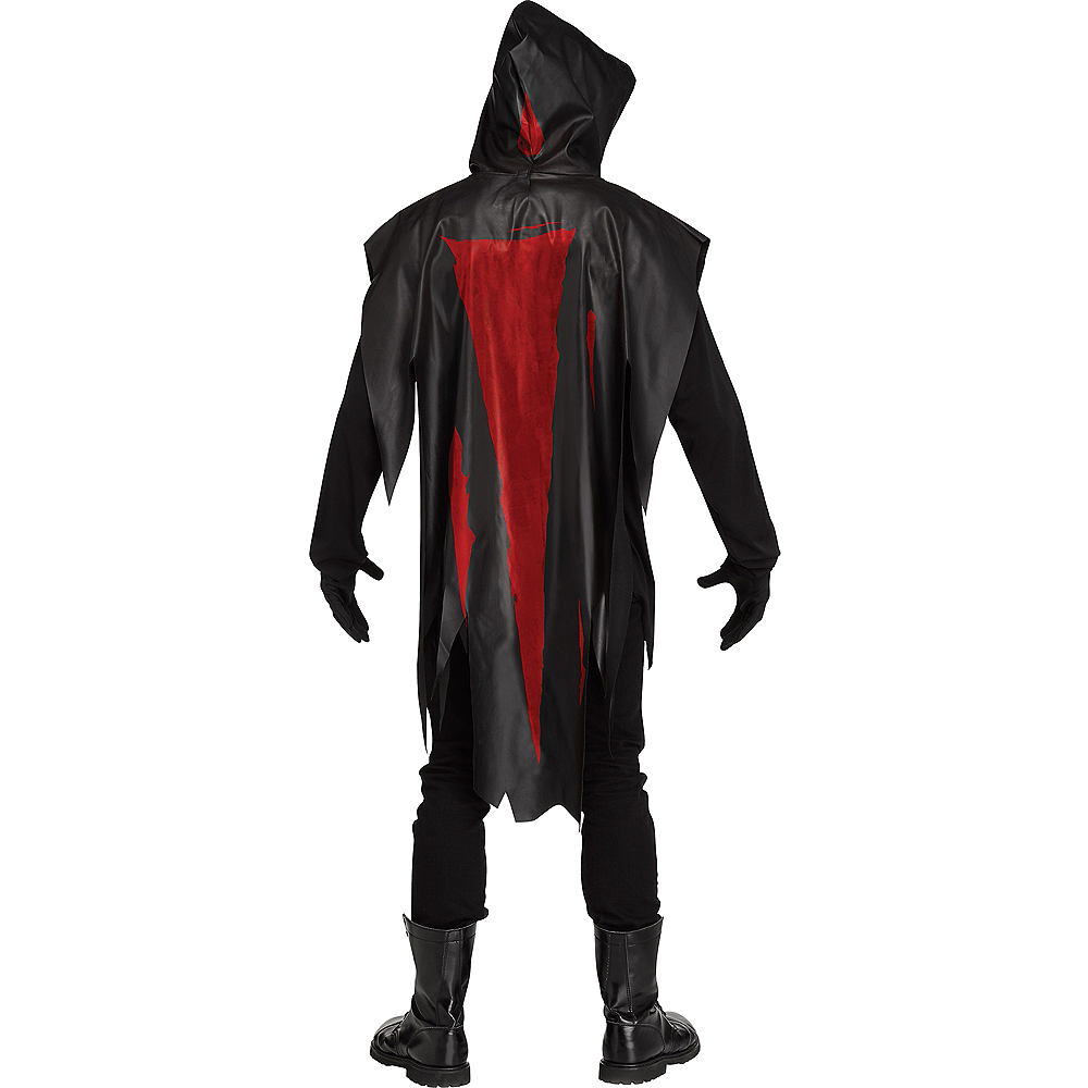 Adult Devil Face Costume - Dead by Daylight Image #2