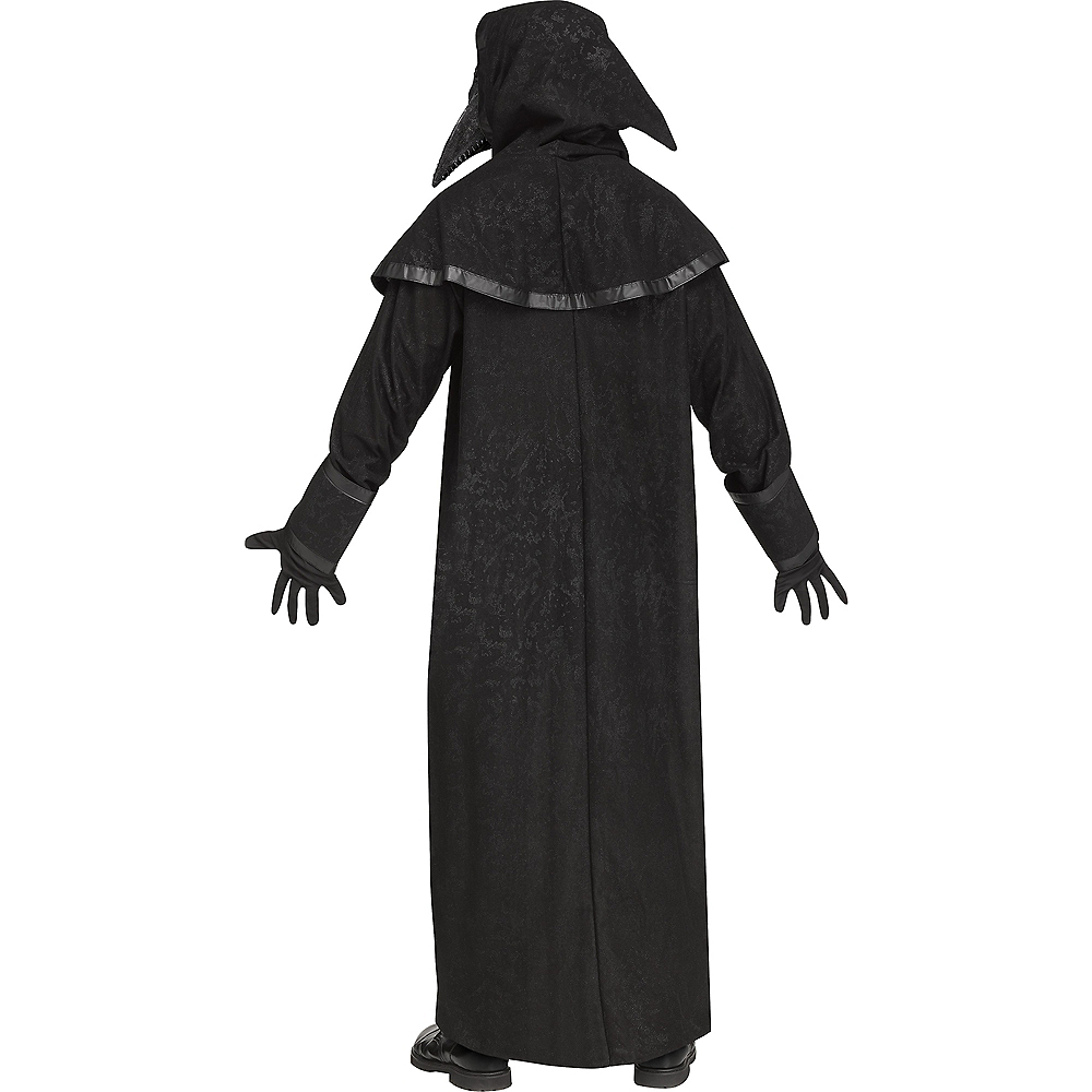 Adult Plague Doctor Costume Image #2