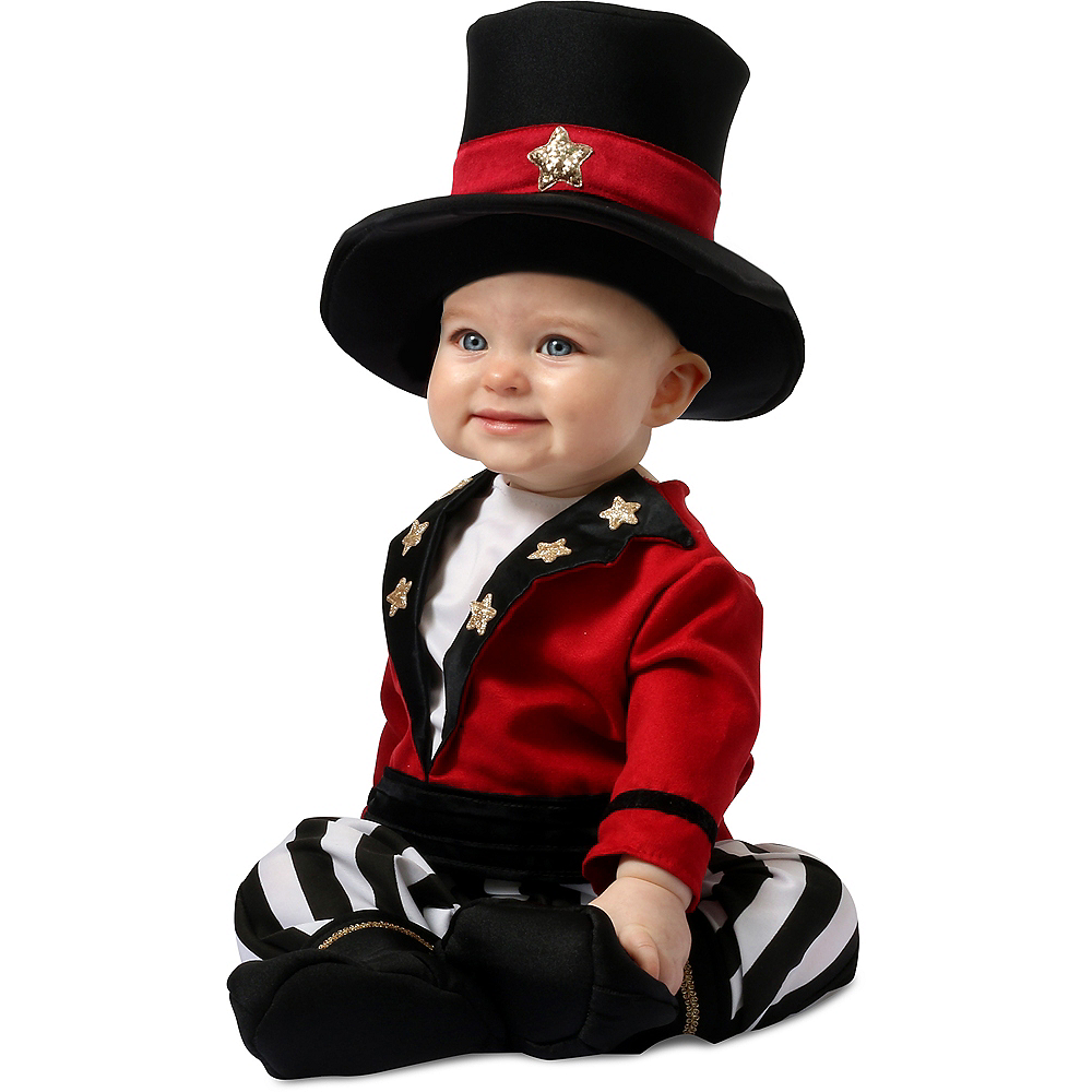 Child Lil' Ringmaster Costume Image #1