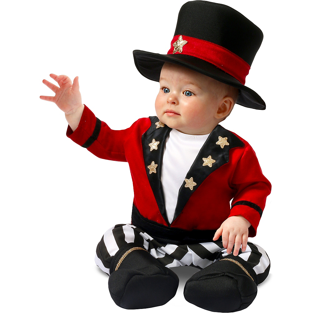 Child Lil' Ringmaster Costume Image #2