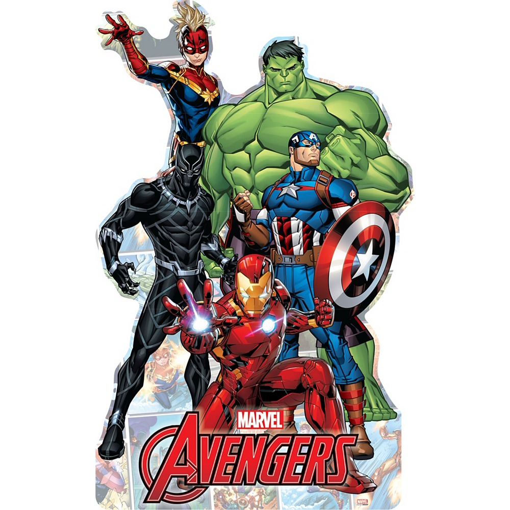 Marvel Powers Unite Standee Image #1