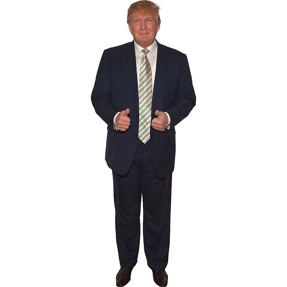 Donald Trump Cardboard Cutout, 3ft Image #1