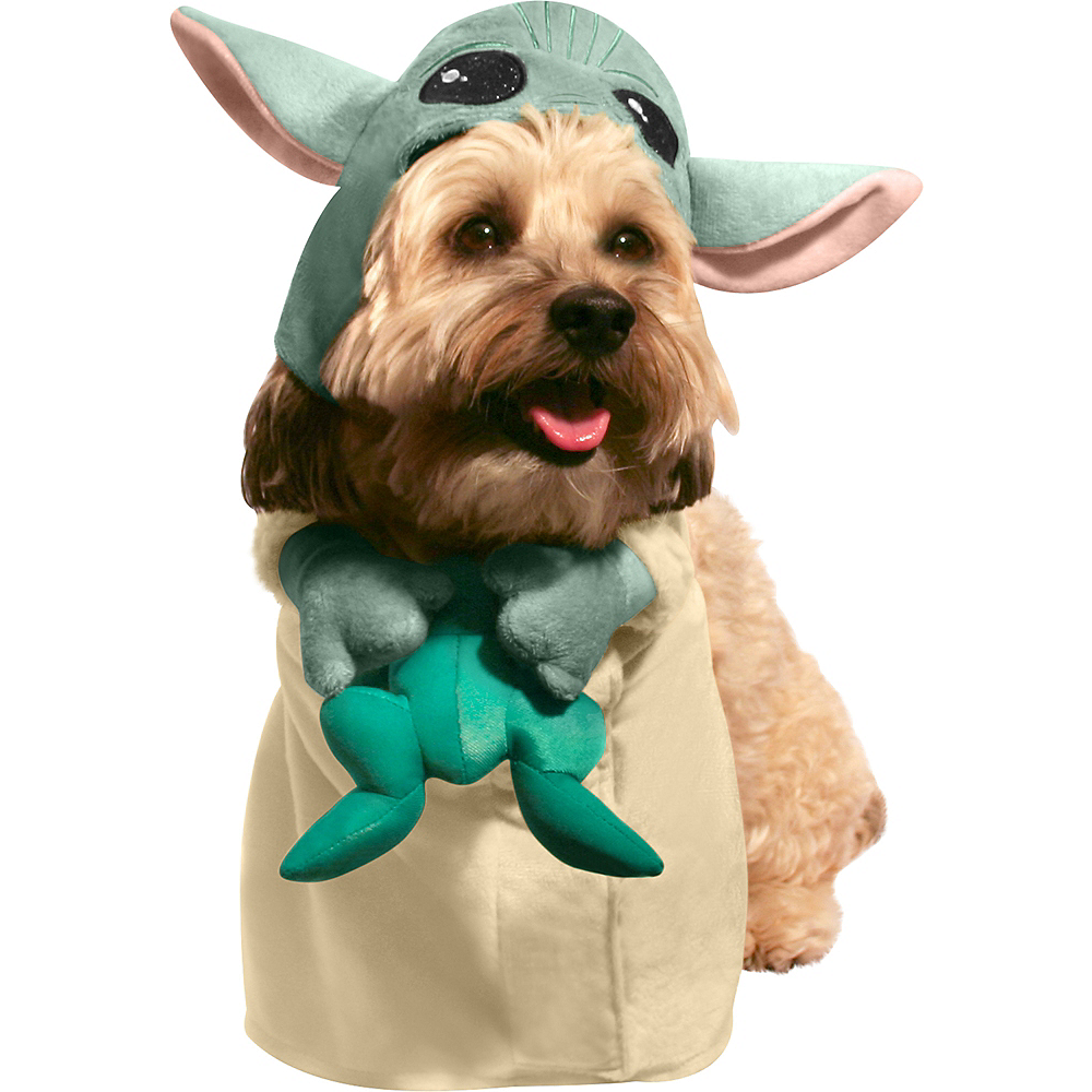 Baby Yoda Costume for Pets - Star Wars: The Mandalorian Image #1