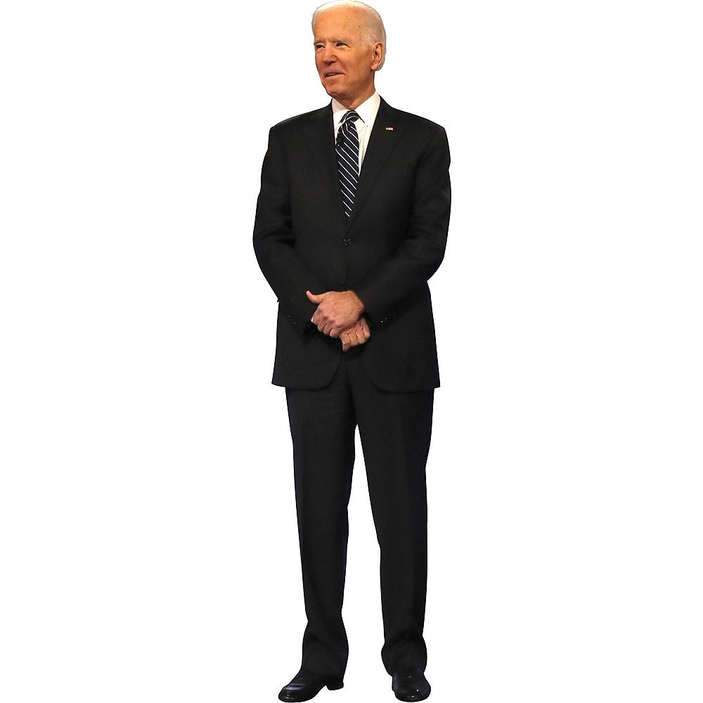 Joe Biden Centerpiece Cardboard Cutout, 18in Image #1