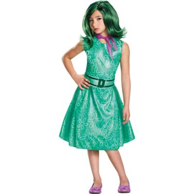 Girls Joy Costume Classic Inside Out Party City