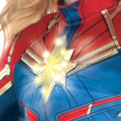 Child Light Up Captain Marvel Costume Captain Marvel Party City Halloween costumes for adults and kids | halloweencostumes.com get. child light up captain marvel costume captain marvel