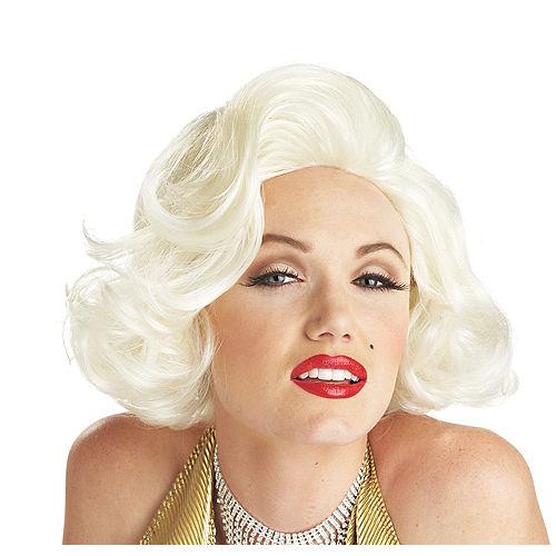 Sexy Marilyn Monroe Wig Image #1