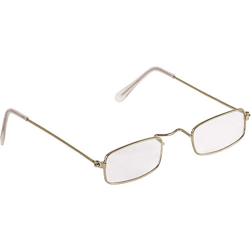 Gold Granny Glasses Image #2
