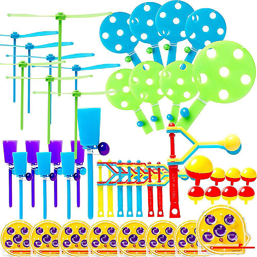 Party Favor Pack 48pc Image #1