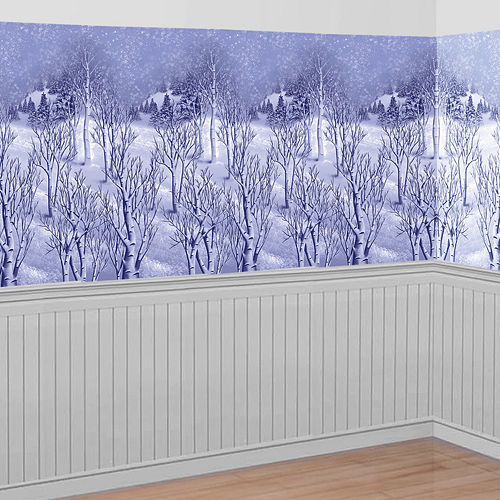 Winter Wonderland Room Roll Image #1