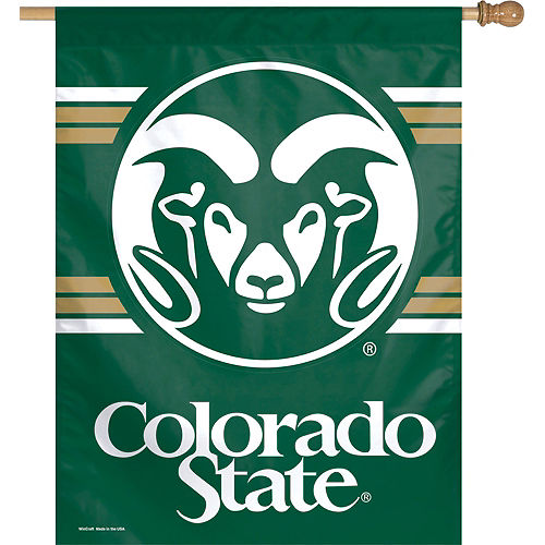 Colorado State Rams Banner Flag Image #1