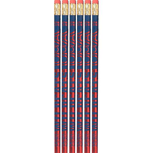 Arizona Wildcats Pencils 6ct Image #1