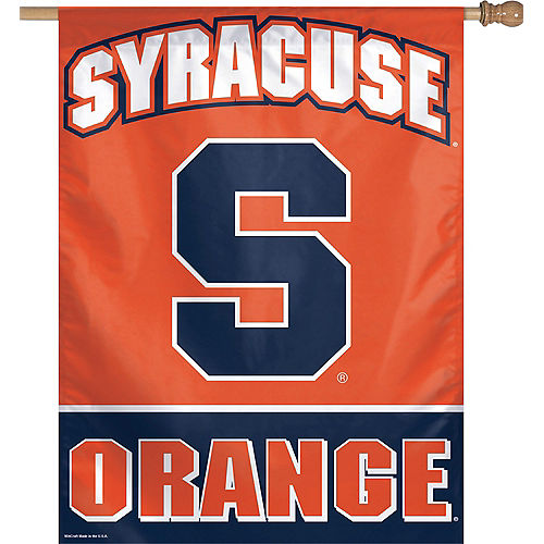 Syracuse Orange Banner Flag Image #1
