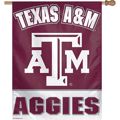 Texas A&M Aggies Banner Flag Image #1
