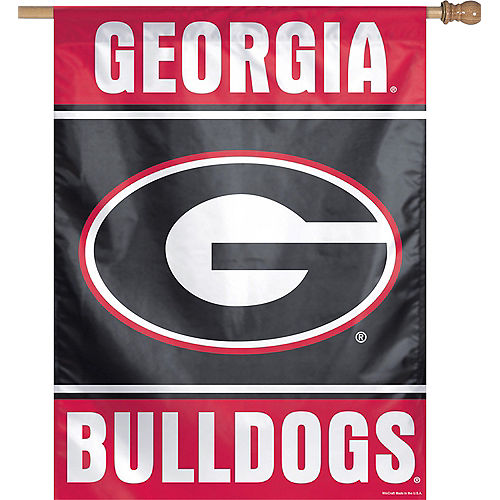 Georgia Bulldogs Banner Flag Image #1