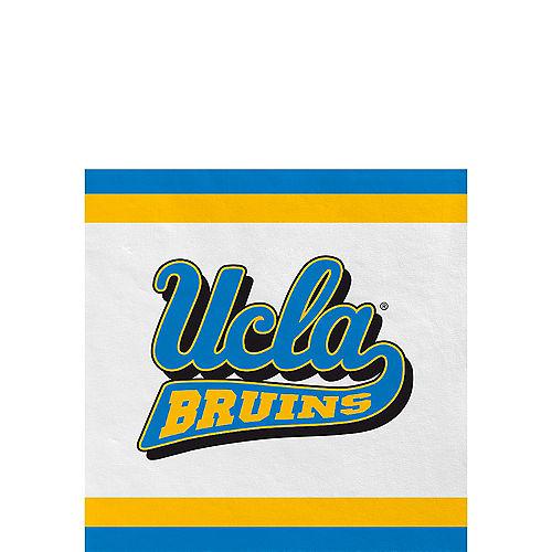 UCLA Bruins Beverage Napkins 16ct Image #1