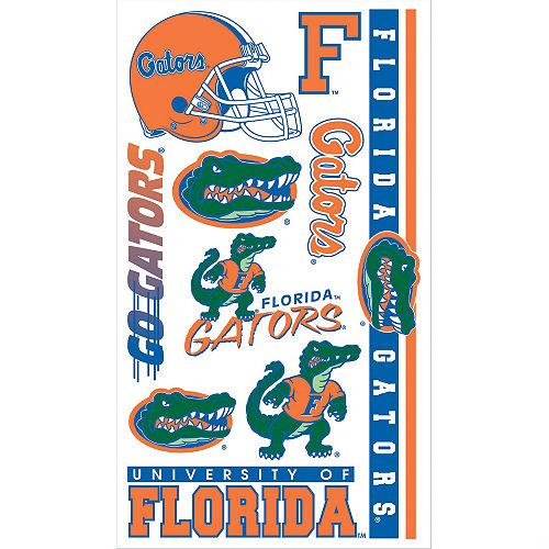Florida Gators Tattoos 10ct Image #1