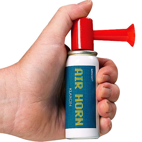 Air Horn Can Image #2