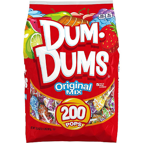 Dum Dum Pops 180ct Image #1