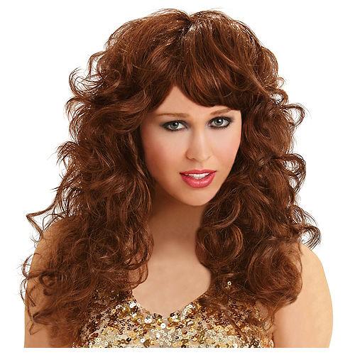 Seduction Brown Wig Image #1