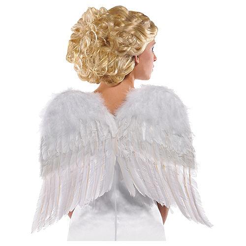 White Angel Wings Image #1