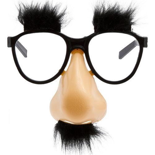 Fuzzy Puzz Glasses Image #1