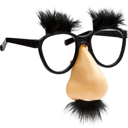 Fuzzy Puzz Glasses Image #2