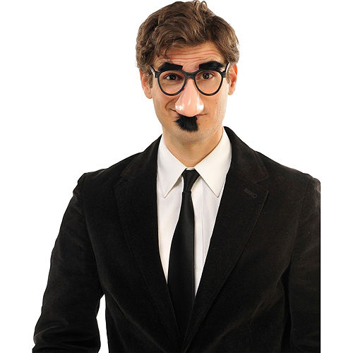 Fuzzy Puzz Glasses Image #3