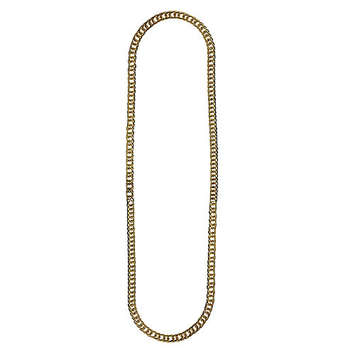 Big Gold Chain Necklace Image #1