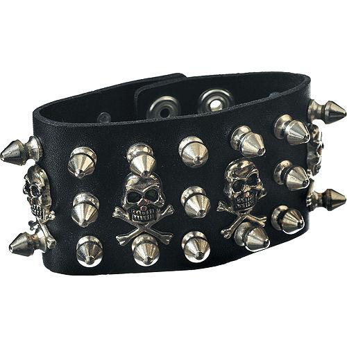 Skull Stud Bracelet Image #2