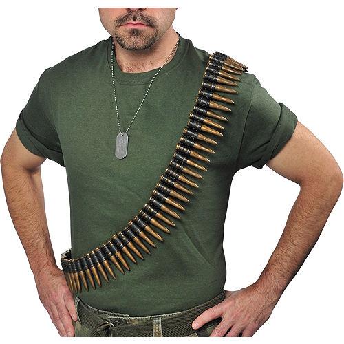 Deluxe Bullet Belt 50in Image #1