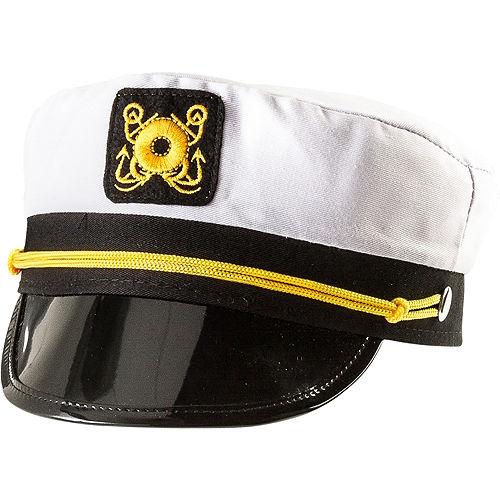 Skipper Captain Hat Image #1