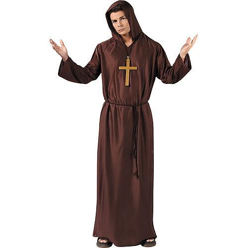 Adult Monk Robe Image #1