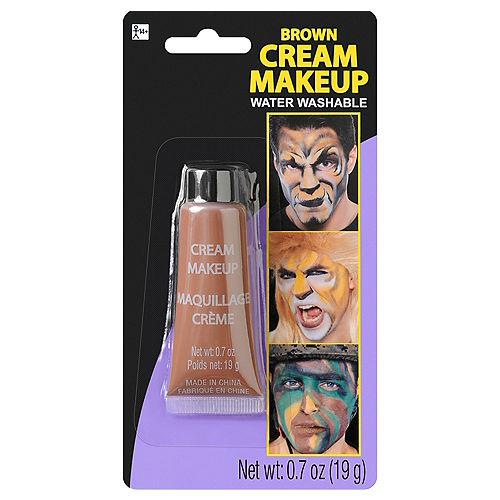 Brown Cream Makeup 0.7oz Image #1