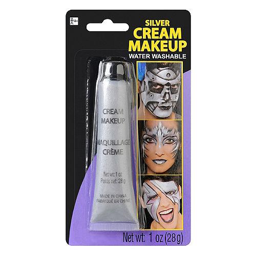 Silver Cream Makeup 1oz Image #1