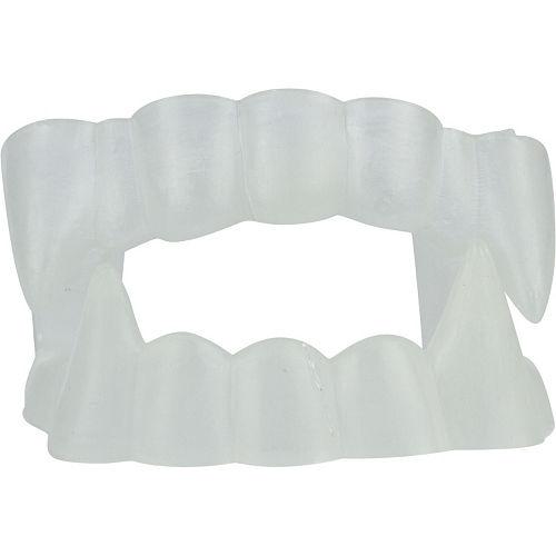 Plastic Vampire Fangs Image #2