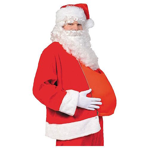 Filled Santa Belly Image #1