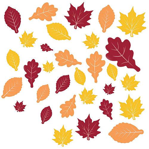 Fall Leaves Cutouts 30ct Image #1