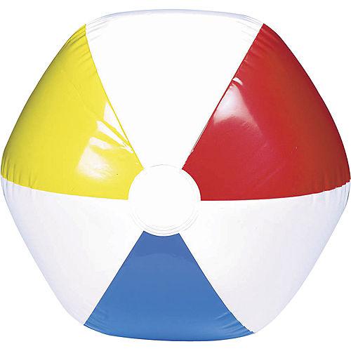 Multi Color Beach Ball Image #1