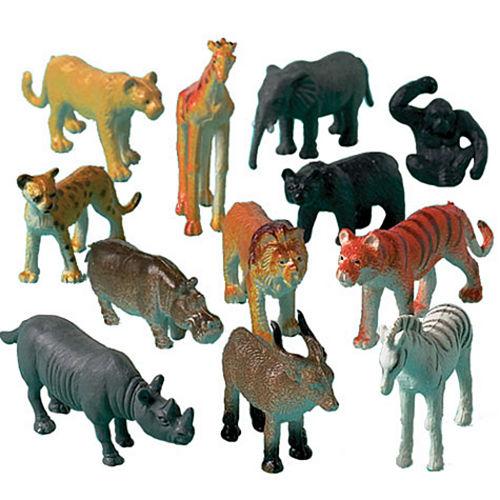 Jungle Animals 12ct Image #1
