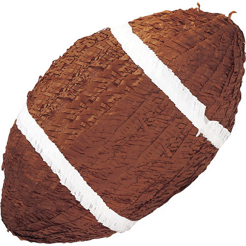 Basic Football Pinata Image #1