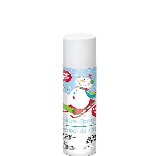Snow Spray Image #1