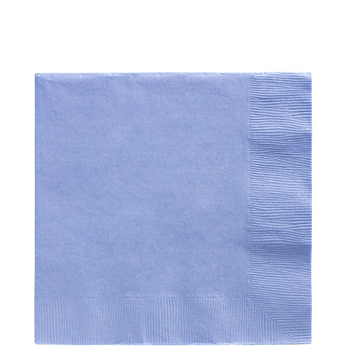 Pastel Blue Lunch Napkins 50ct Image #1