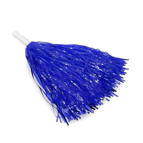 Blue Pom Pom Image #1