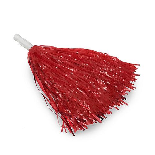 Red Pom-Pom Image #1