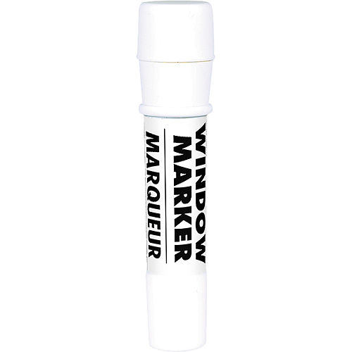 White Window Marker Image #1