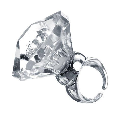 Giant Light-Up Engagement Ring Image #1